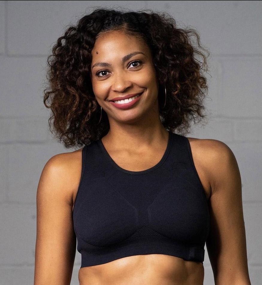 fitness model - types of female models